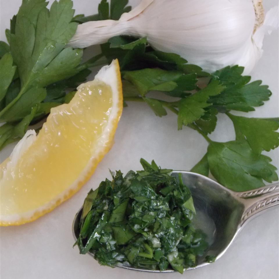 Chef John's Gremolata