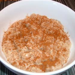 Super-Good Oatmeal Fit&Healthy Mom
