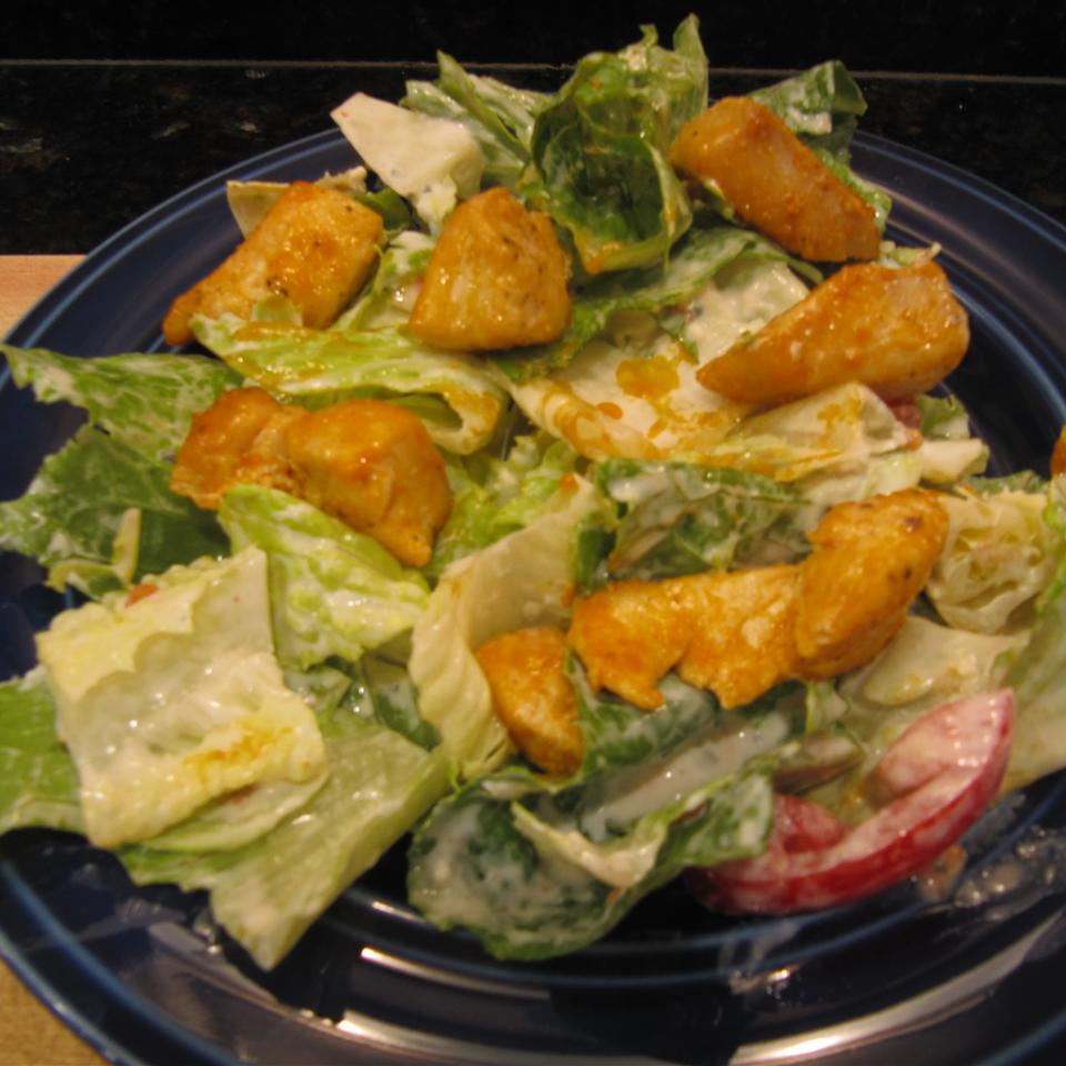 Hot 'n' Spicy Buffalo Chicken Salad Jennifer Martin