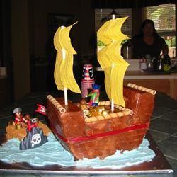 Grandma's Moist Cake