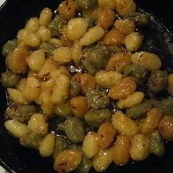 Gnocchi with Sage-Butter Sauce