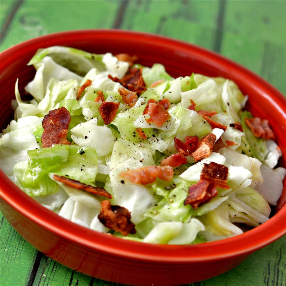 Trail Cabbage with Cream