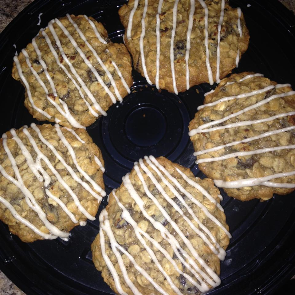 Vanishing Oatmeal Cookies Sandy