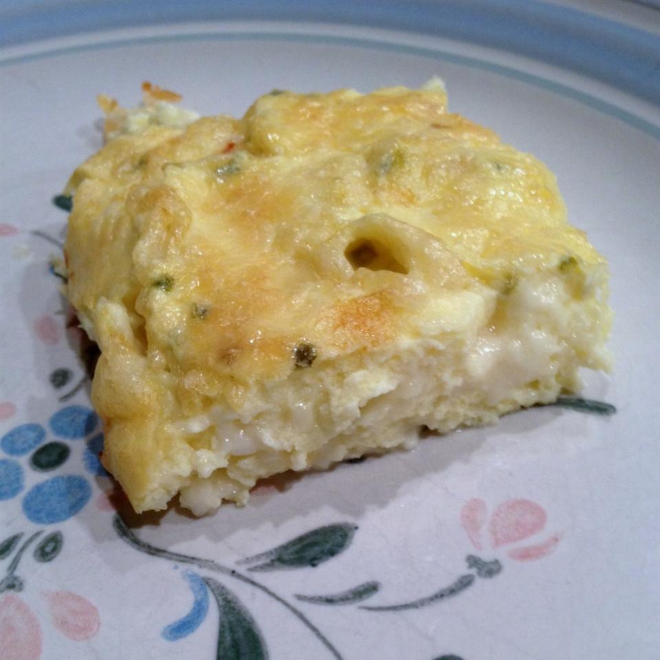 Cheesy Baked Eggs crf0610
