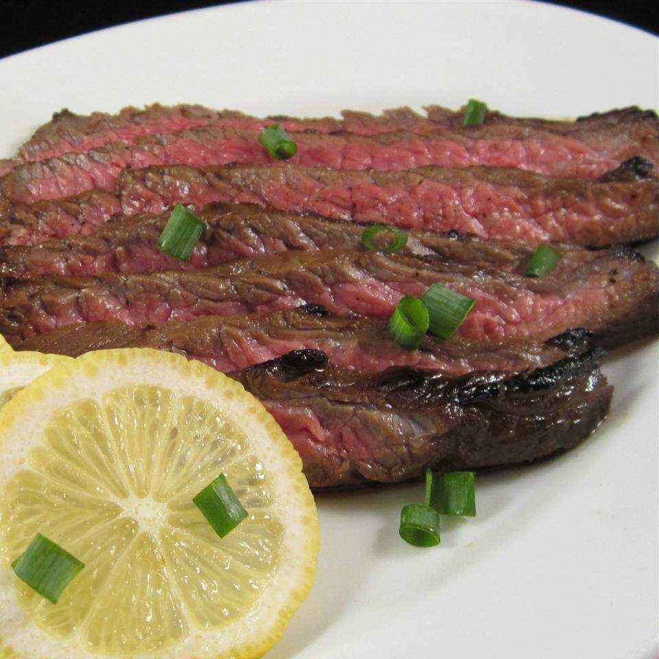 Asian Flat Iron Steak