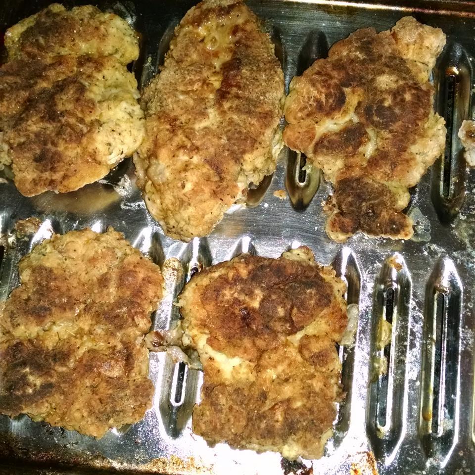 Tender Pan-Fried Chicken Breasts
