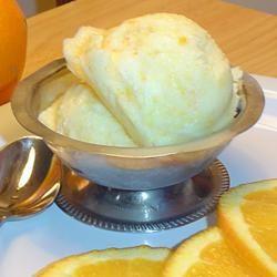 Orange Sherbet I