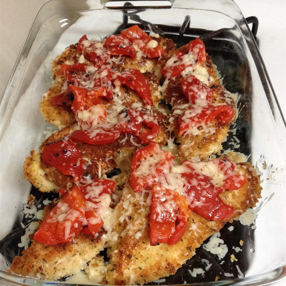 Karen's Italian Pan-Fried Chicken