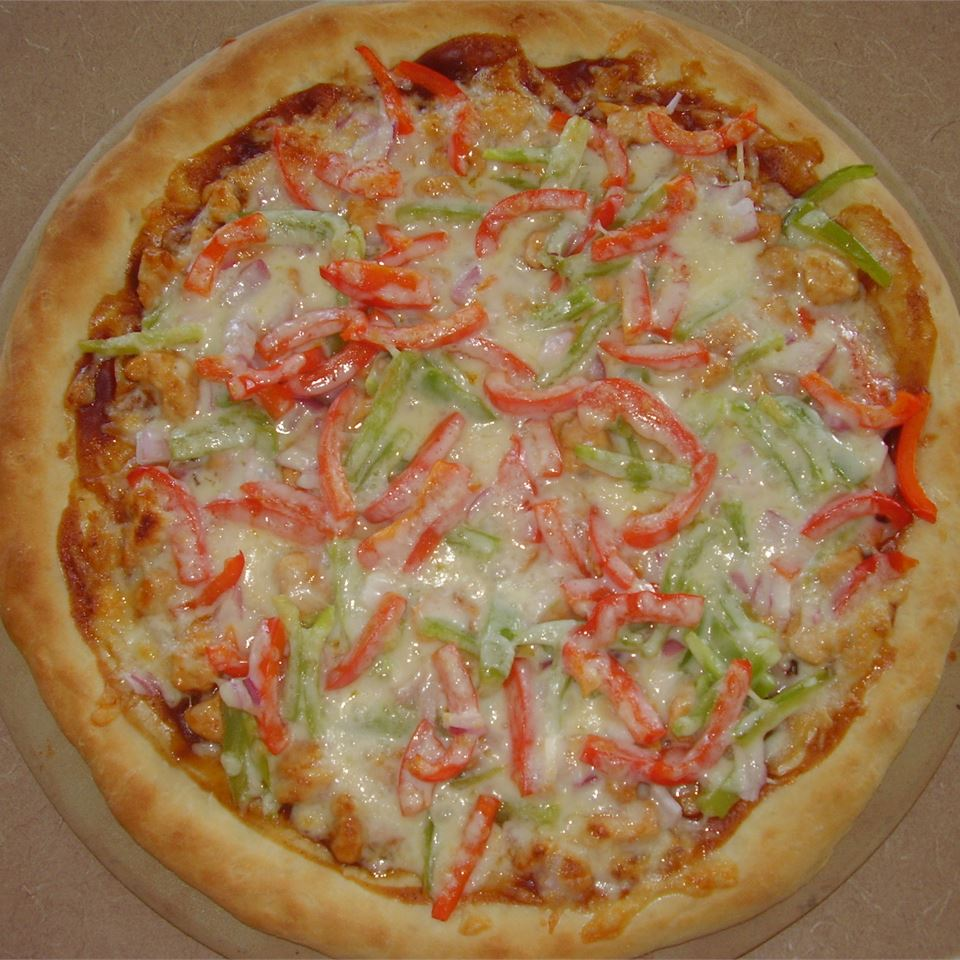 BBQ Chicken Pizza II