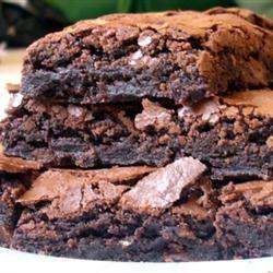 Fudgy Brownies I baskerville_gal