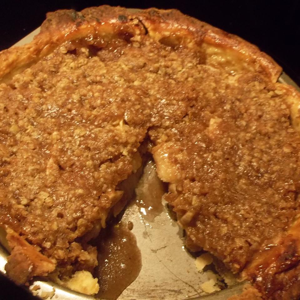 Dutch Apple Pie tehmamalady