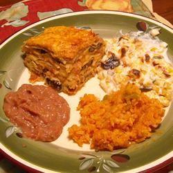 Seven Layer Tortilla Pie ~TxCin~ILove2Ck