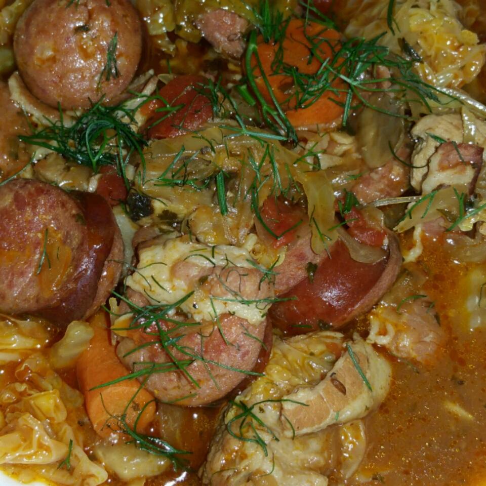 Bigos (Hunter's Stew)