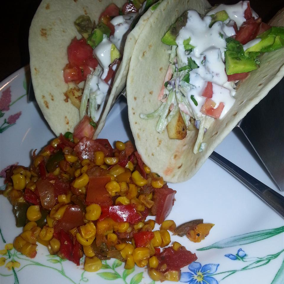 Quick Fish Tacos Kelli Marie Kitelinger
