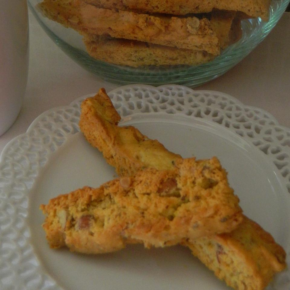 Easy Biscotti - Anisette Toast