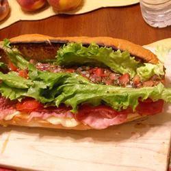 Italian Subs - Restaurant Style ~TxCin~ILove2Ck