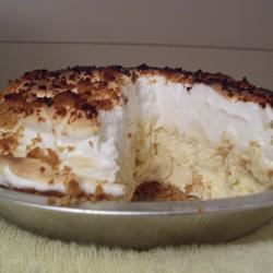 Baked Alaska Dessert Linsey