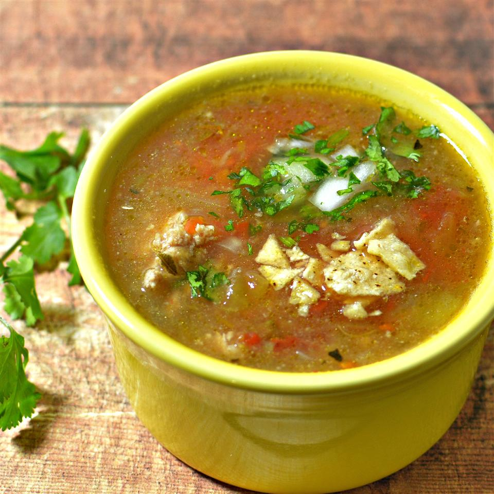 Tim's Turkey Tortilla Soup