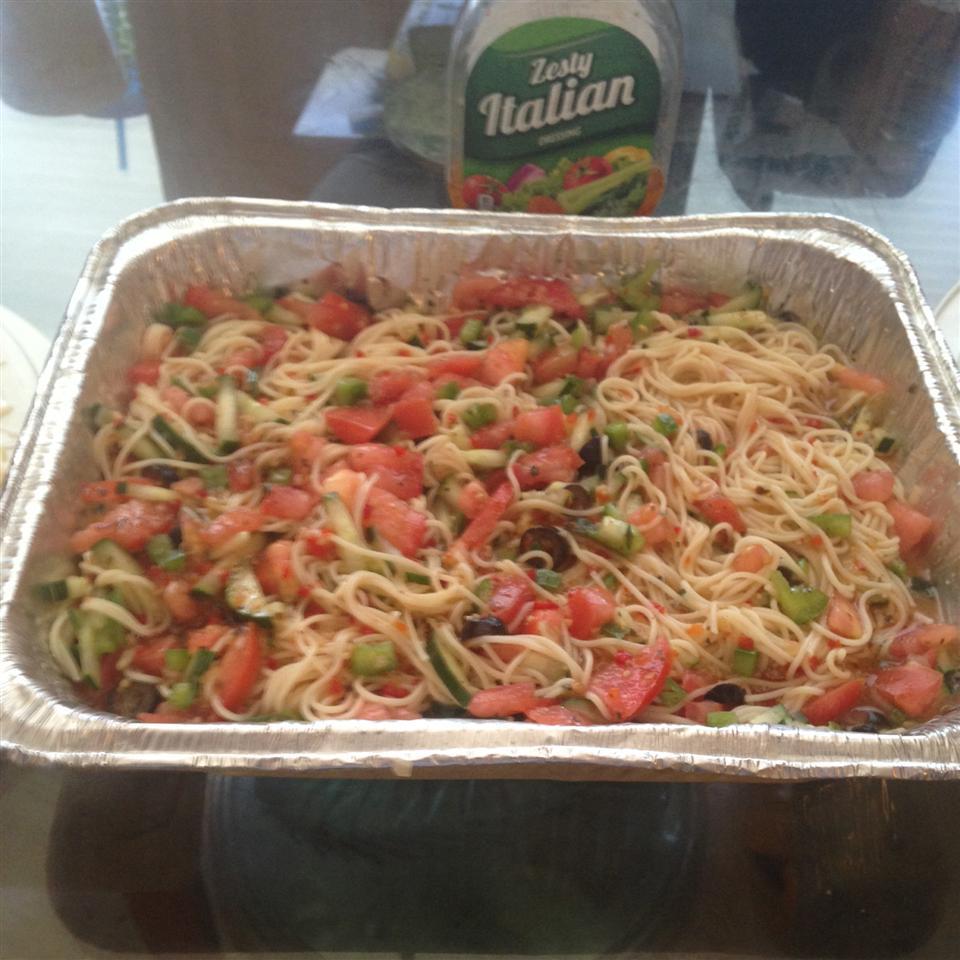 Spaghetti Salad III Randy T-Toddy Allen