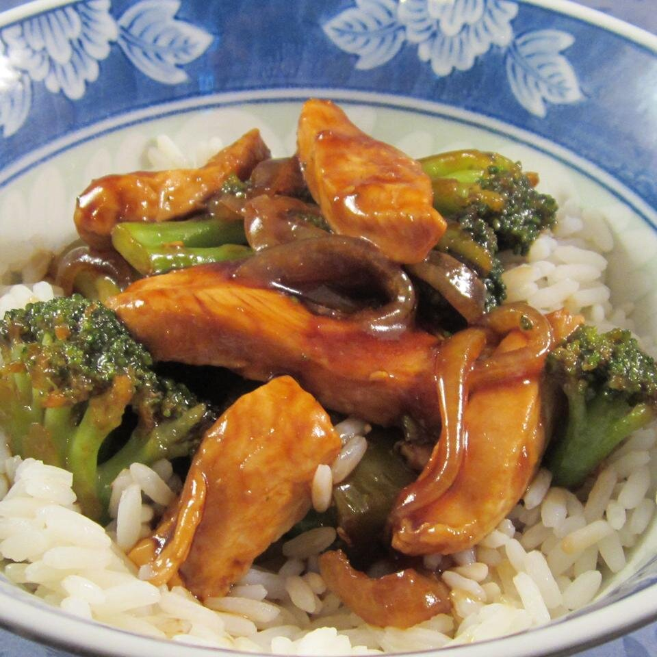 Broccoli And Chicken Stir Fry Recipe Allrecipes