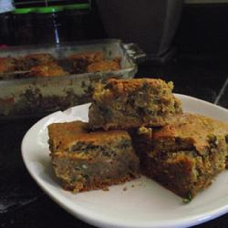 Naturally Sweetened Zucchini Bread Gabrielle
