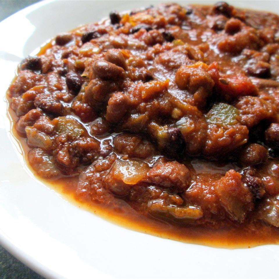 Easy Vegan Black Bean Soup Manda