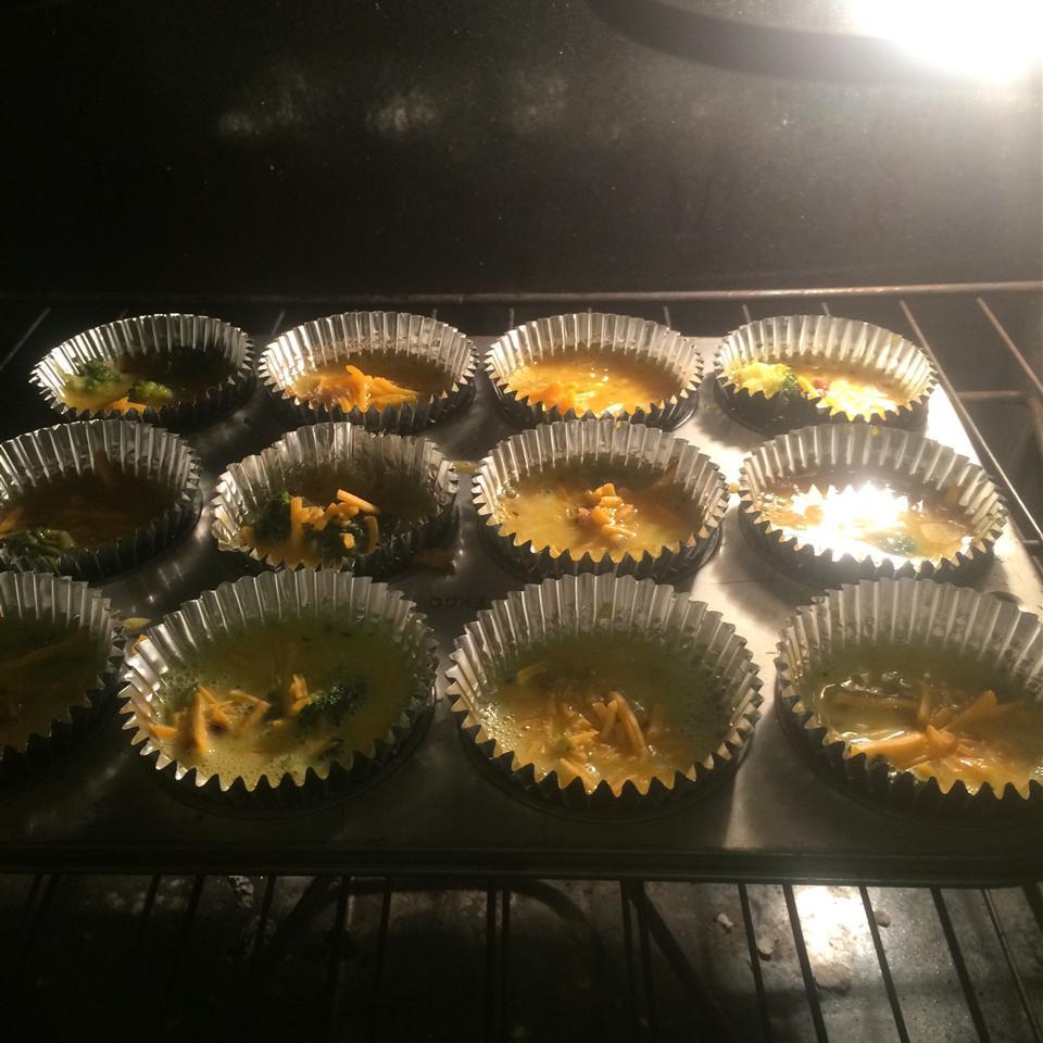 Healthy Egg Muffins Susan Casalotti