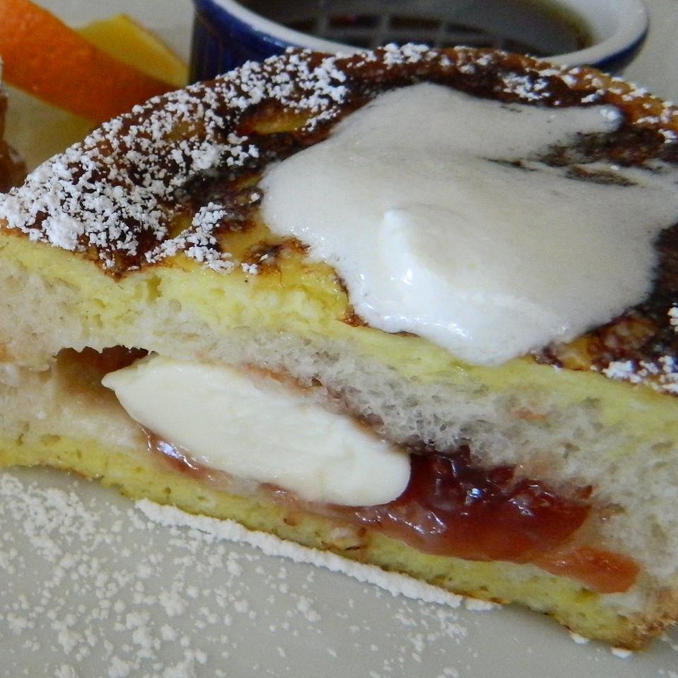 Drunken Eggs Toast C.T. Lang