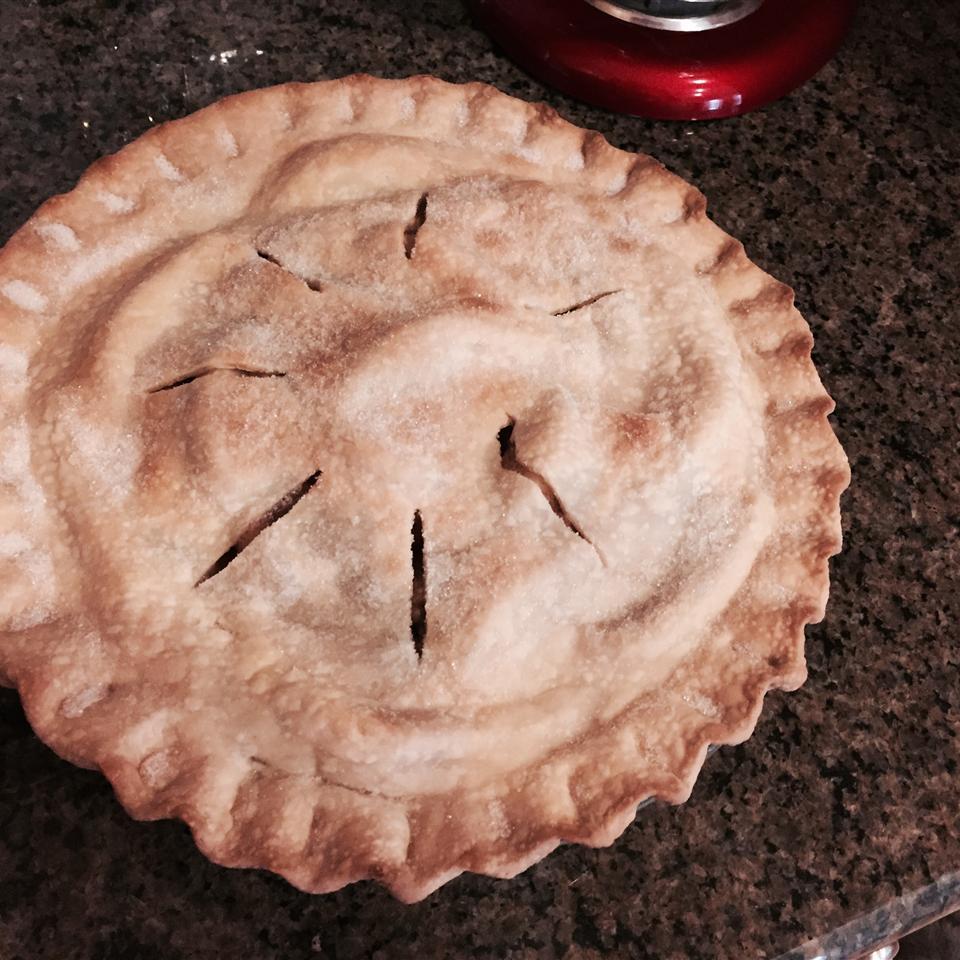Fresh Pear Pie Lisa