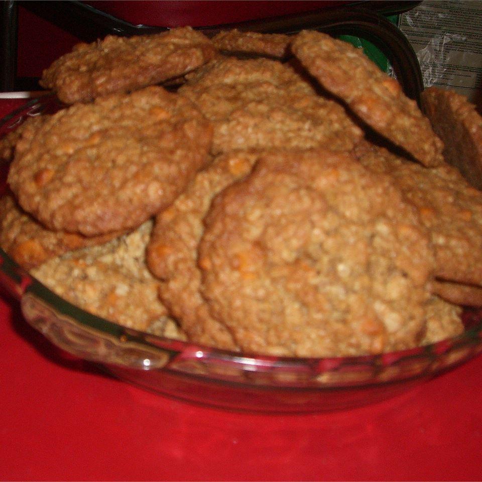 Oatmeal Butterscotch Cookies Stephanie D