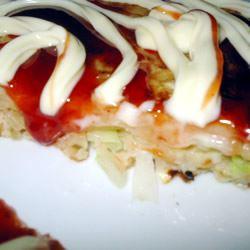 Japanese Okonomiyaki Hot Chilli