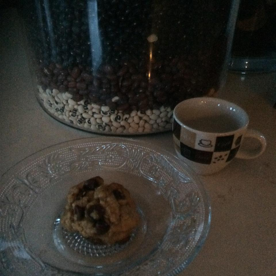 Chickpea Flour Chocolate Chunk Cookies (With Peanut Butter and Oats) FamilyFoodFixer