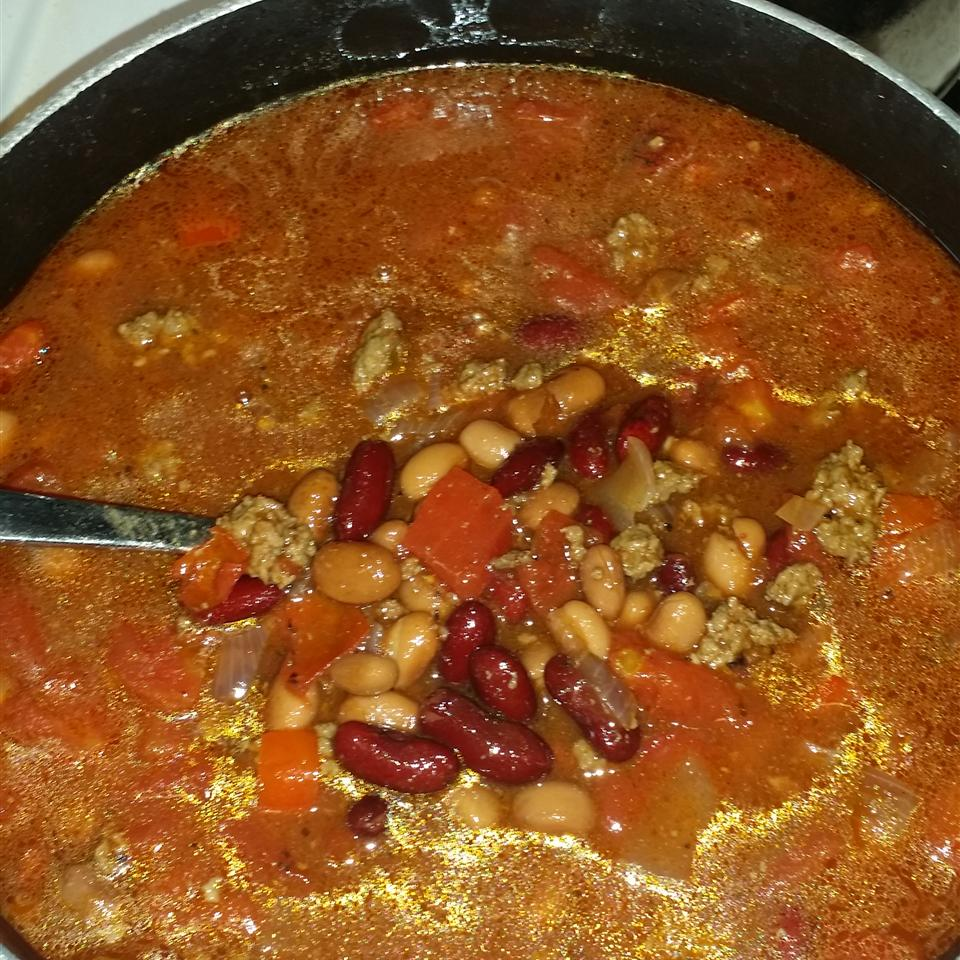2-Bean Chili Campbell's Kitchen