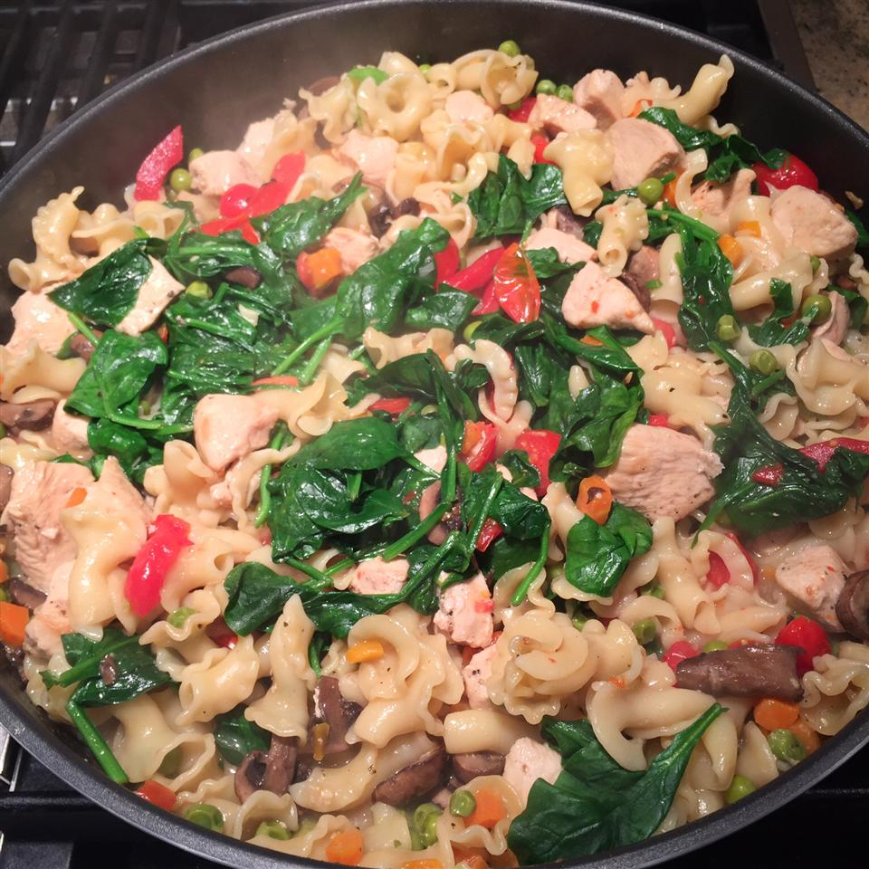 Quick Weeknight Skillet Chicken L Burns