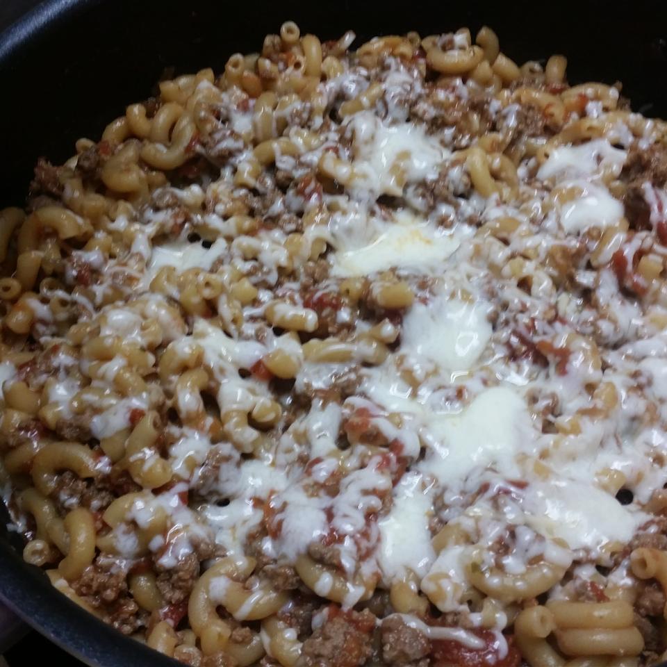 Souper Skillet Pasta Brenda Ries