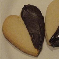 Choco Shortbreads heatherly