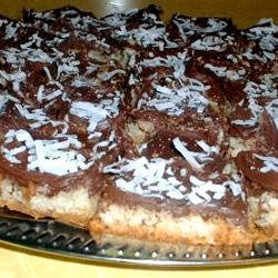 Triple Layer Cookie Bars