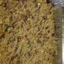 Cornbread Sausage Stuffing Stacey Albers Cockrell