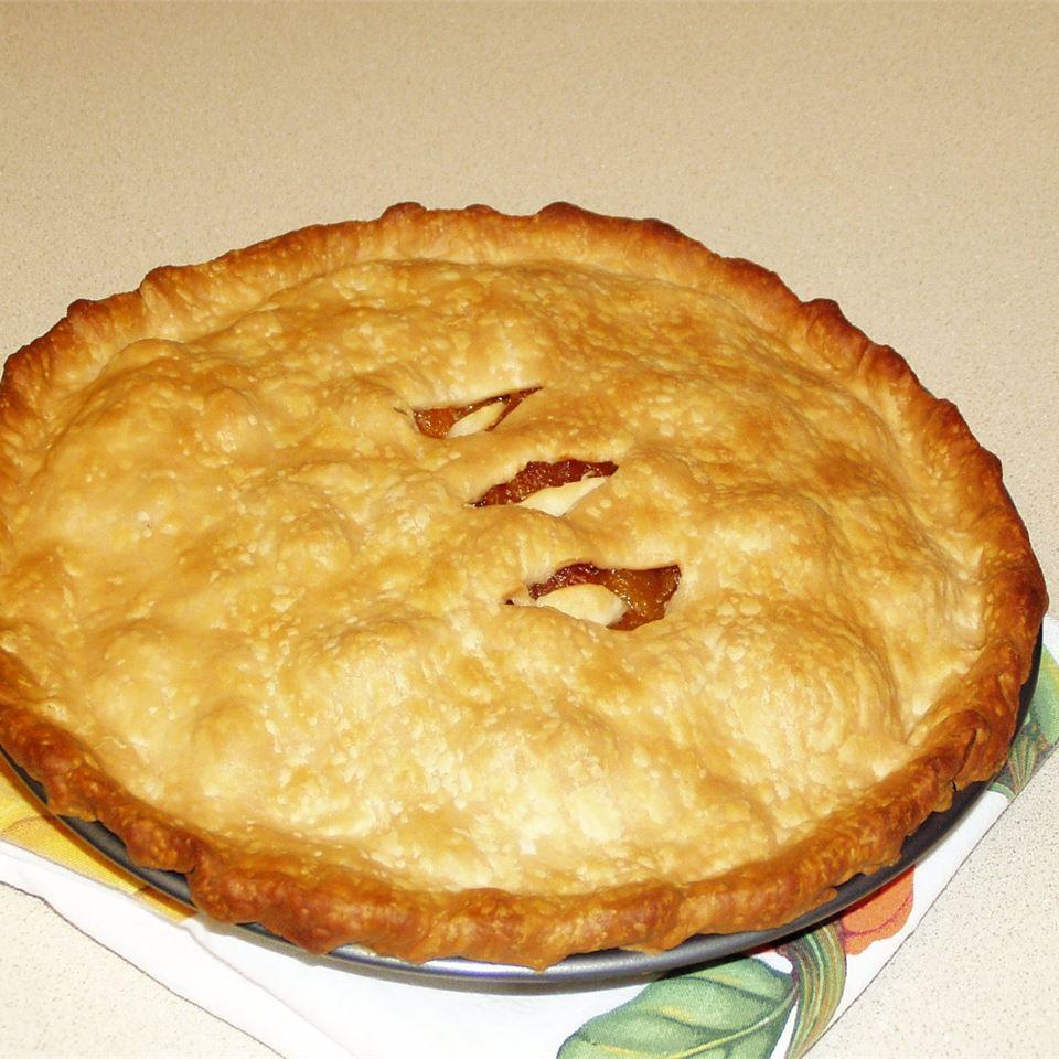 Dried Apricot Pie Anne
