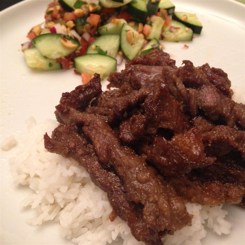 Thai Beef SGraham