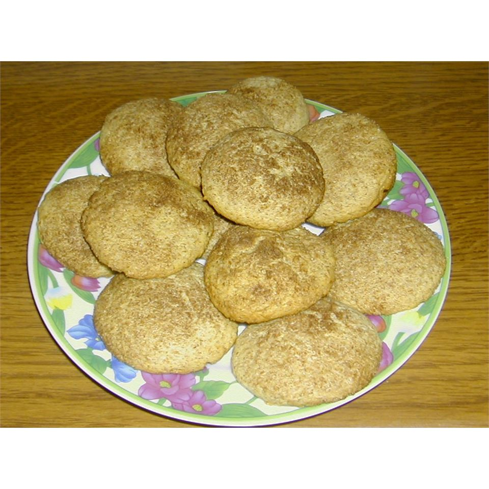 Soft Whole Wheat Sugar Cookies KOOKIEKRAZY8