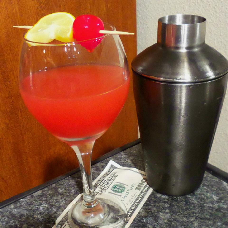 The Billionaire Cocktail