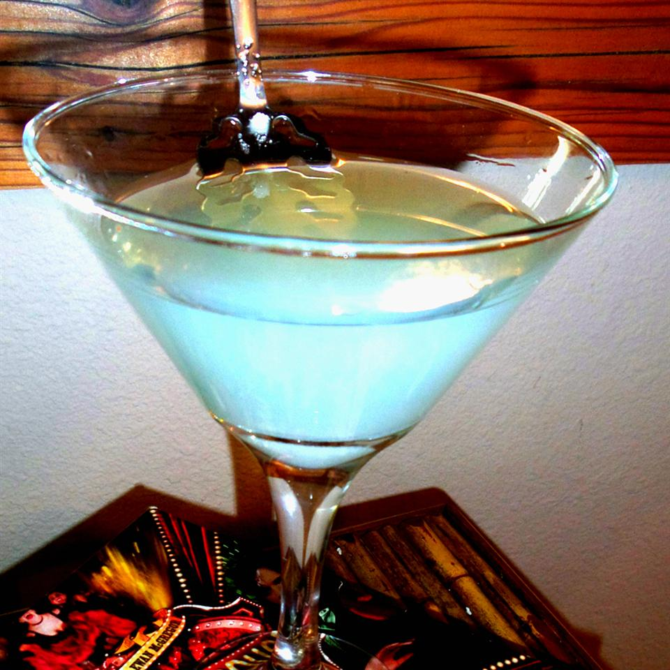 Bohemian-Style Absinthe Cocktail