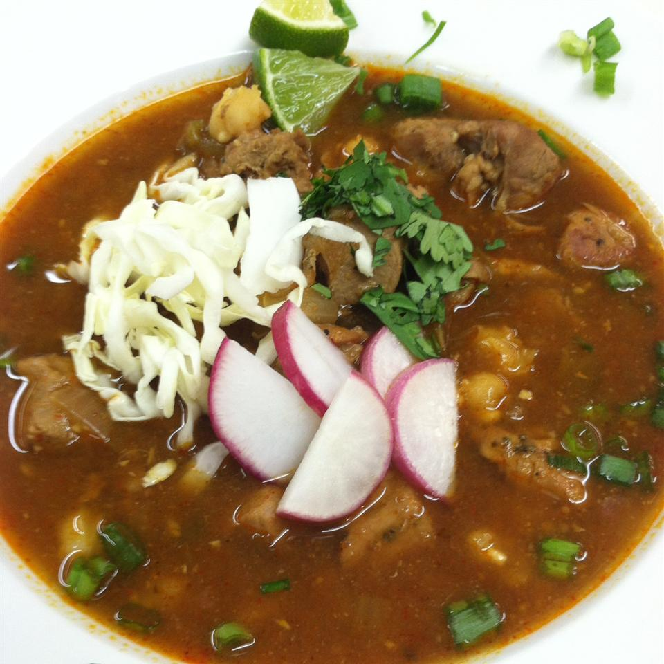 Traditional Pork Posole
