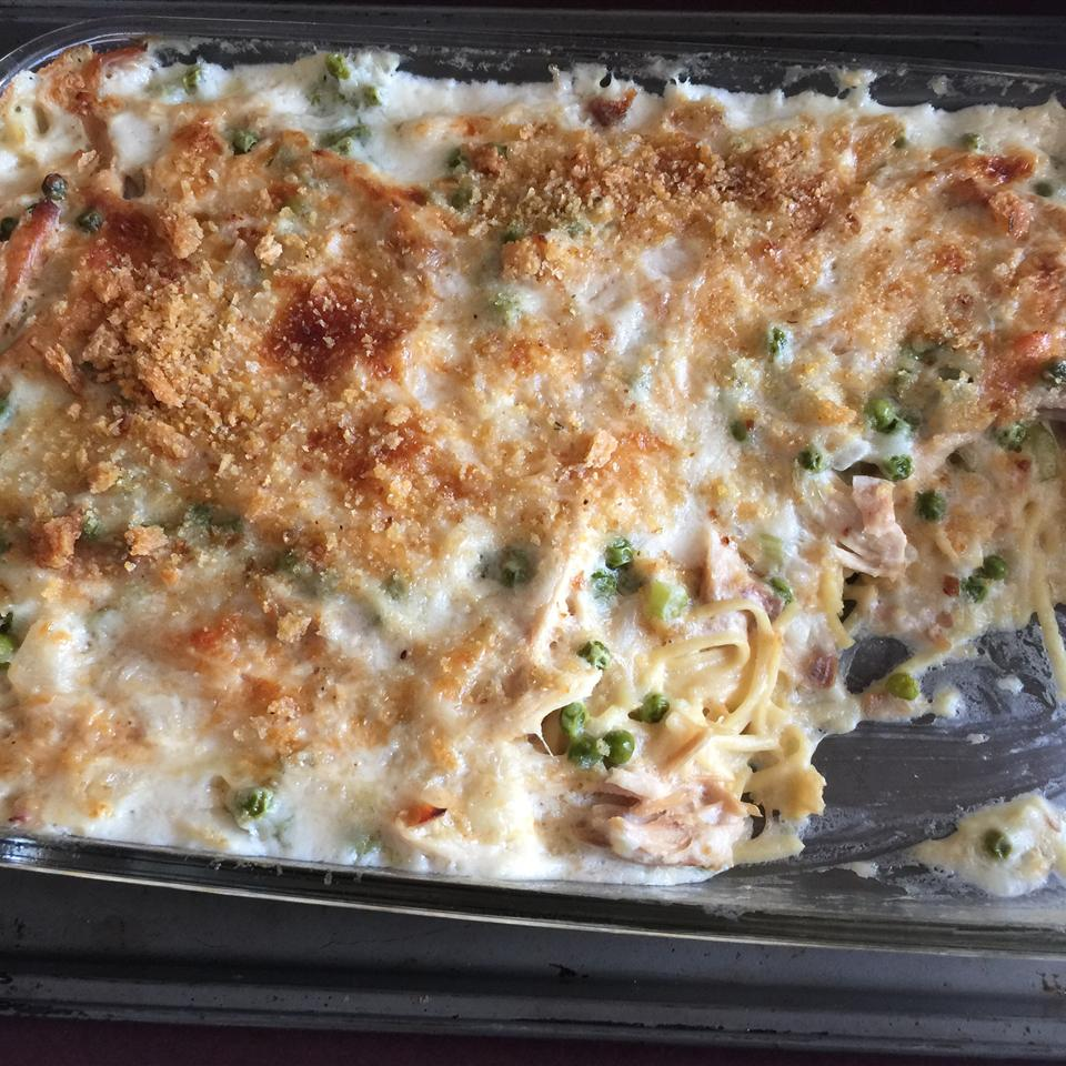 Turkey Tetrazzini II