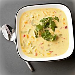 Vegetable Cheese Soup I Willandjenn2004