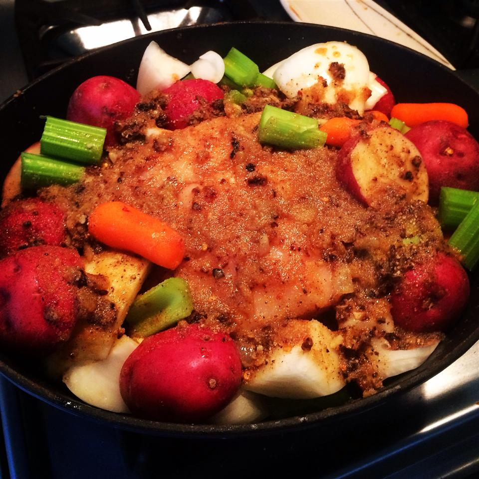 Dan's Fallin' Apart Pork Pot Roast with Cracked Pepper Gravy Sara Partridge