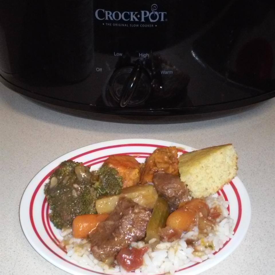 Make-Ahead Slow Cooker Beef Stew Wookie Don Stiles