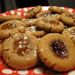 Uncle Mac's Peanut Butter and Jelly Cookies Cat Lady Cyndi