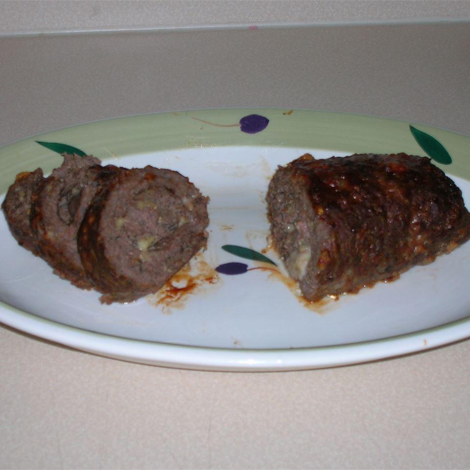 Mozzarella Meat Whirl